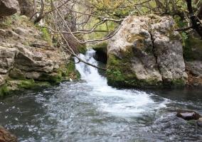 Zonas naturales del entorno