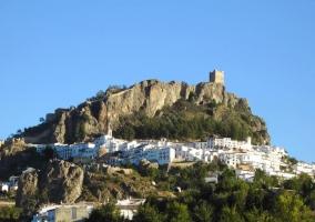 Zonas naturales y el castillo