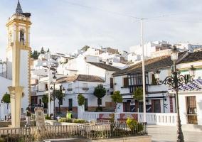 Zona centro de Prado del Rey