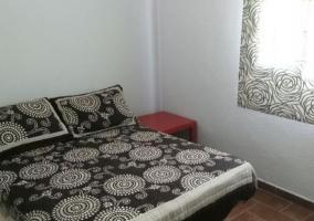 Dormitorio equipado