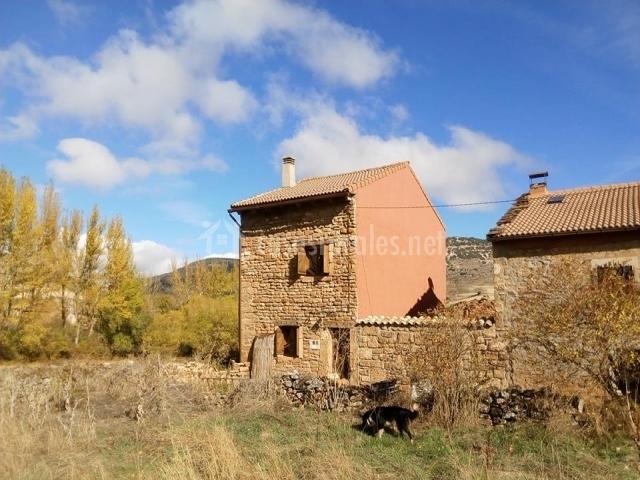 Casa rural La Tormenta - Casa rural en Albendiego (Guadalajara)