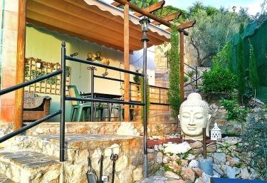 Rural Arrijanas- Apartamento Montaña - Competa, Málaga