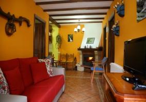 Casa Vuelta- El Parreiro