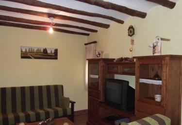 Casa Montañés - Zurita, Huesca