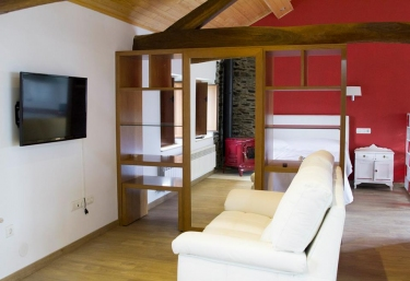 Apartamentos Caxila- Escubio - Luarca, Asturias