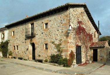 Casona Tío Pas - Villaverde Del Monte, Soria