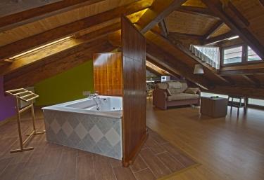 Apartamentos Caxila- Taurán - Luarca, Asturias