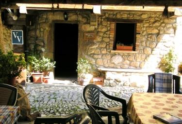 El Horrín de Claudia - Tanda, Asturias