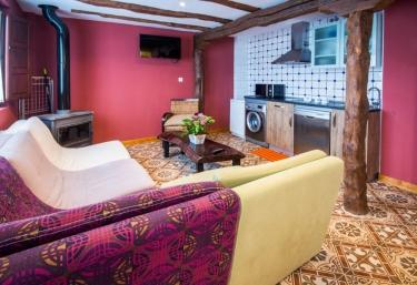 Apartamento 6 - La Coruja del Ebro - Sobrepeña, Cantabria