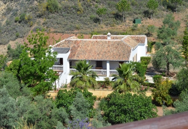 Casa rural Los Almendros - Almogia, Málaga