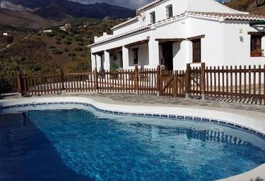 Casa Acebuche - Sedella, Málaga