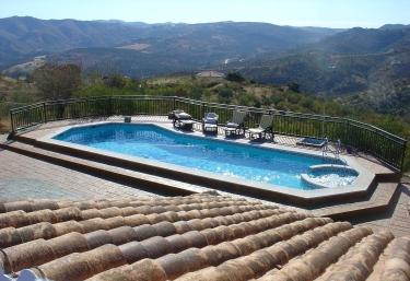 Casas rurales Bernabé- Casa Grande - Riogordo, Malaga