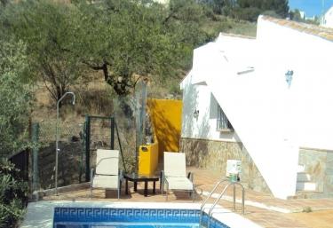 Casas rurales Bernabé- Casa Mediana - Riogordo, Málaga