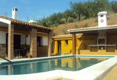 Casas rurales Bernabé- Casa Pequeña - Riogordo, Málaga