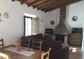 Complejo rural El Mirador- Casa de Piedra