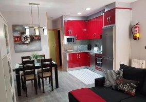 Apartamentos El Jardín- Casa Rosa