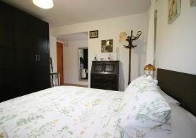 Dormitorio 3 con cama