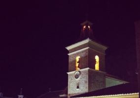 Vistas de la iglesia