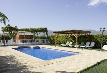 Casa rural Toledano - Moratalla, Murcia