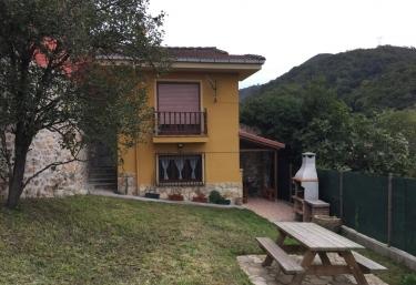 La Cuerre Llenín - Llenin, Asturias