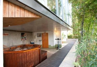 7 casas rurales con jacuzzi en sevilla for Alquiler de casas en simon verde sevilla