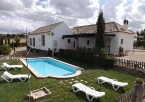Casa rural La Muela