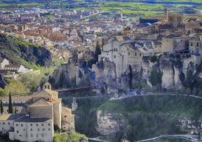 Zona con vistas en Cuenca