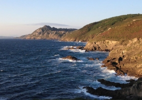 Zona de la costa en el entorno