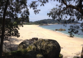 Zona de playas dentro del entorno