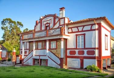 Casa de Torres - Dena (Santa Eulalia), Pontevedra