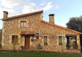 Casa rural Dios le Guarde - Dios le Guarde, Salamanca