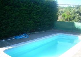 Vistas de nuestra piscina
