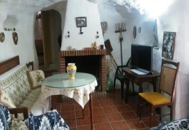 Casa Cueva La Noguera - Pegalajar, Jaén