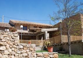 Masía El Pino- Casa del Pastor - Macastre, Valencia