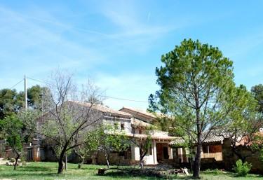 Masía El Pino- Casa Castillo - Macastre, Valencia