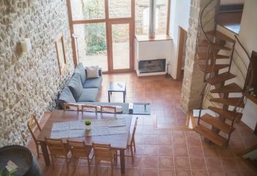 Casa de las Letras- El Paller - Lledo, Teruel