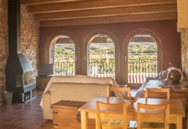 Casa de las Letras- Les Roques - Lledo, Teruel