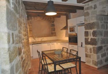 Casa Manuel- Apartamento d Enrufa - Calaceite, Teruel