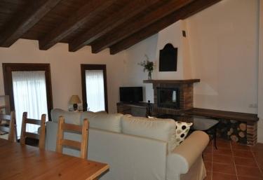 Casa Manuel- Apartamento Once Esquinas - Calaceite, Teruel