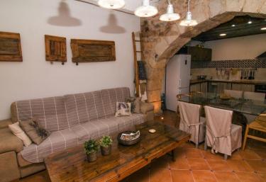 Casa Rails - Castellote, Teruel