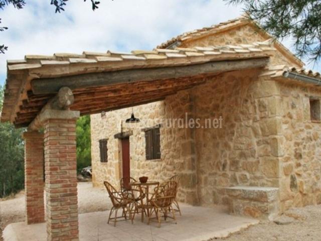 5155a422ab56f Mas de L Acordió- Lo Mas - Casa rural en Valderrobres (Teruel)