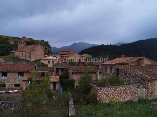Casas tradicionales de Riópar Viejo