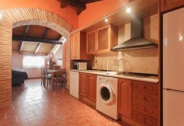 Apartamentos La Pastora- Casa La Pastora - Peñarroya De Tastavins, Teruel