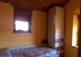 Dormitorio individual de la casa