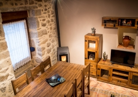 Casa rural El Mesón - Fermoselle, Zamora
