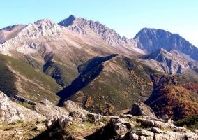 Zonas naturales de la sierra