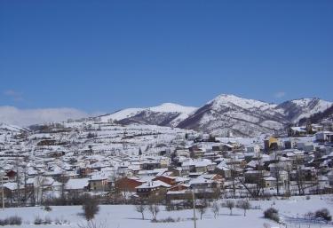 Zonas naturales nevadas