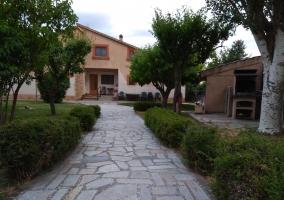 Casa Rural Las Tuyas