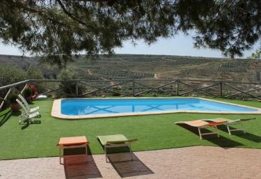 Casa Alhama- Casas La Suerte - Hinojares, Jaén