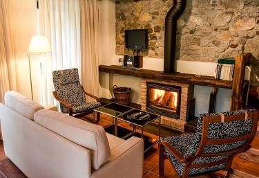El Llerón- Casa San Cosme - Campo De Caso, Asturias